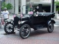 1919 NYSP Ford Model T