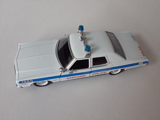 Chicago Police 1975 Dodge Monaco