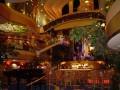 Main Lobby looking up at the Java Cafe...