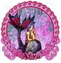 Atiya Floral-Maid Lavender