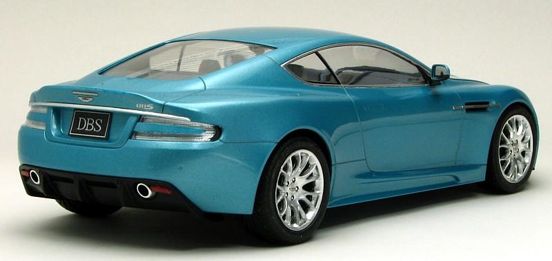 Finished: A pair of Tamiya Aston Martin DBS kits - Under Gl ...