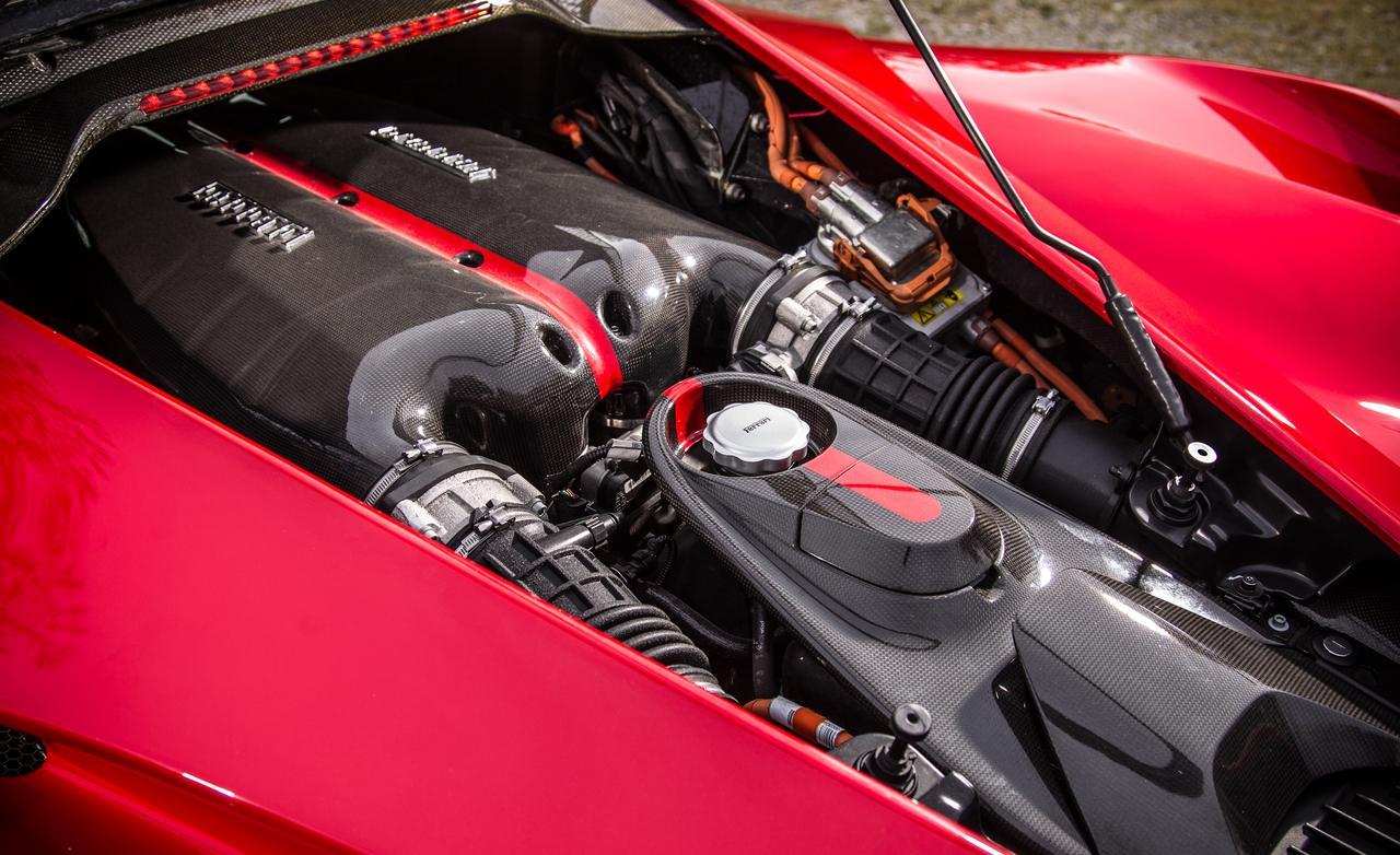 2017 Ferrari Laferrari 63 Liter V 12 Hybrid