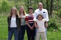 Billy, Pat and grandkids
