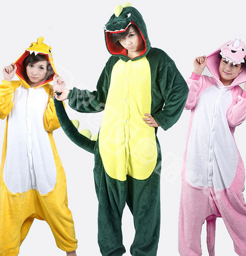 kigurumi animal onesies