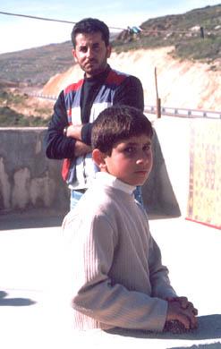 shahid's brothers, Nablus