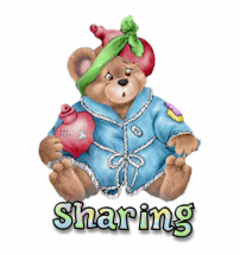 Sharing - BearGetWellSoon