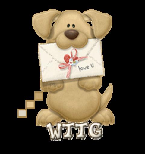 WTTG - PuppyLoveULetter