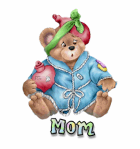 Mom - BearGetWellSoon