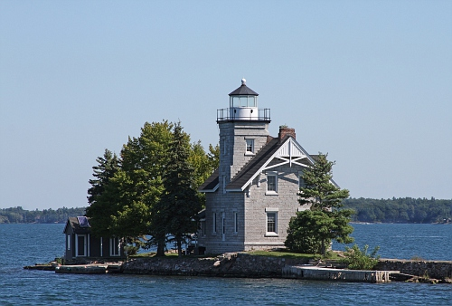 Sister Island Lighthouse #4