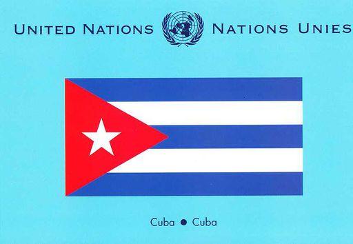 01- Cuba Flag