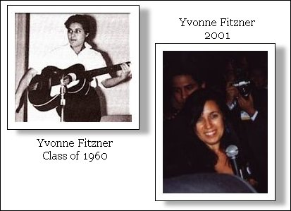 Yvonne Fitzner Class of 1960