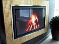Nunami Lobby - Mock Fireplace
