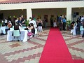 Red Carpet for the fashion show