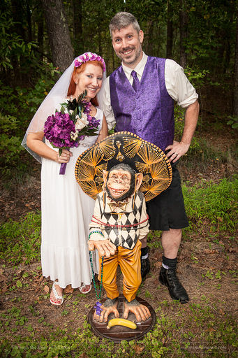 Neville and the Happy Couple