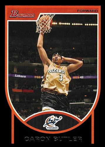 2007-08 Bowman #067 (1)