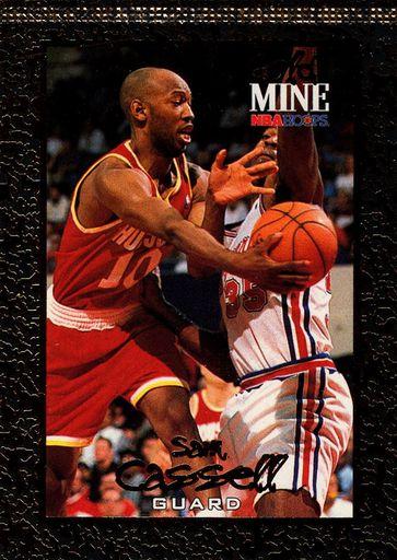 Error 1994-95 Hoops #436