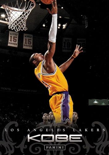 2012-13 Kobe Anthology #150 (1)