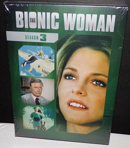 Bionic Woman Season 3