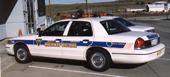 SD - South Dakota Highway Patrol