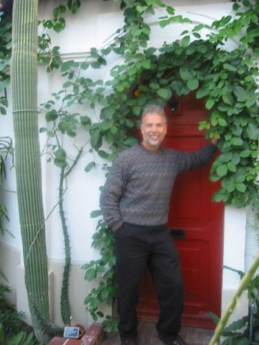GaryGS1 by the Red Door.
