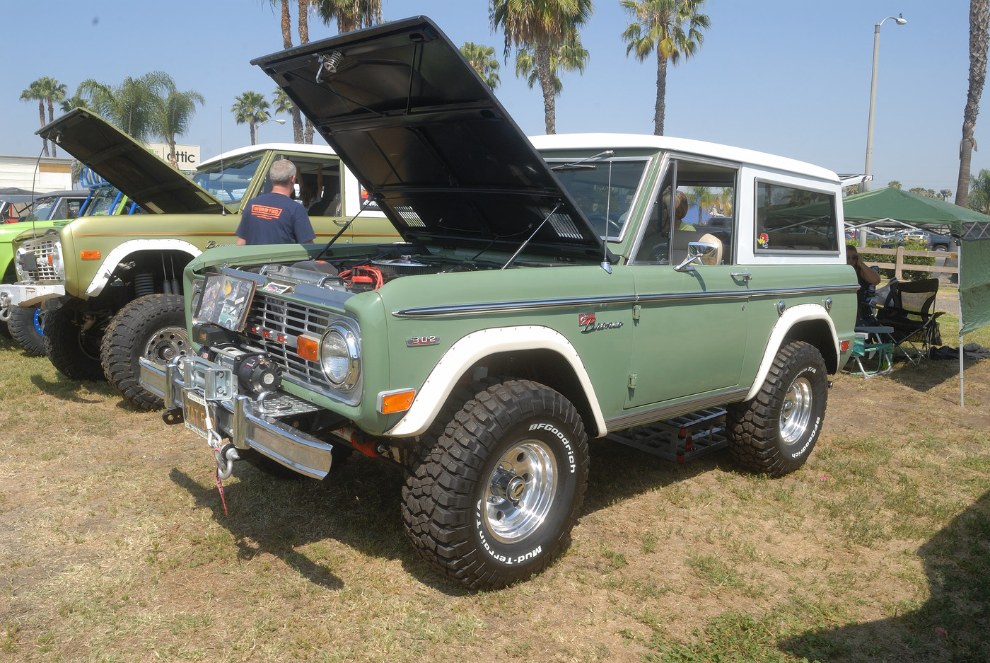 1969 Ford Bronco owned by Jim Hall DSC 4882