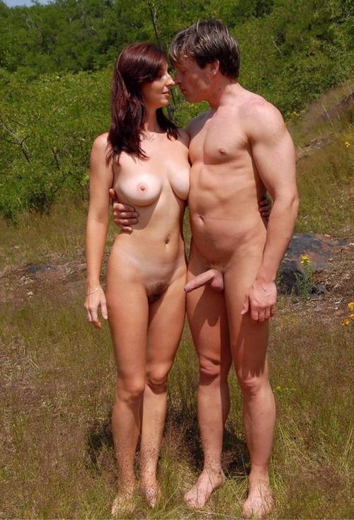 Фото голой пары