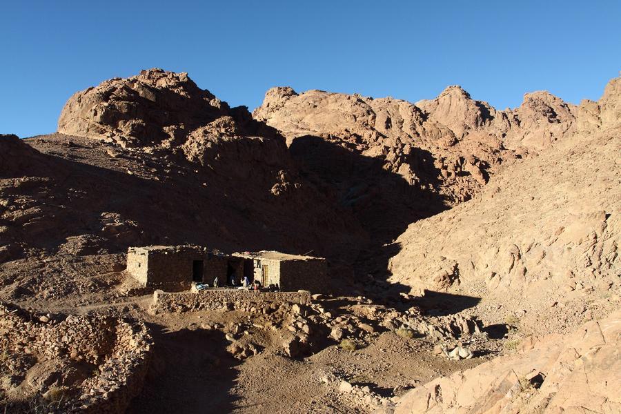 Египет - Горы и Пустыня