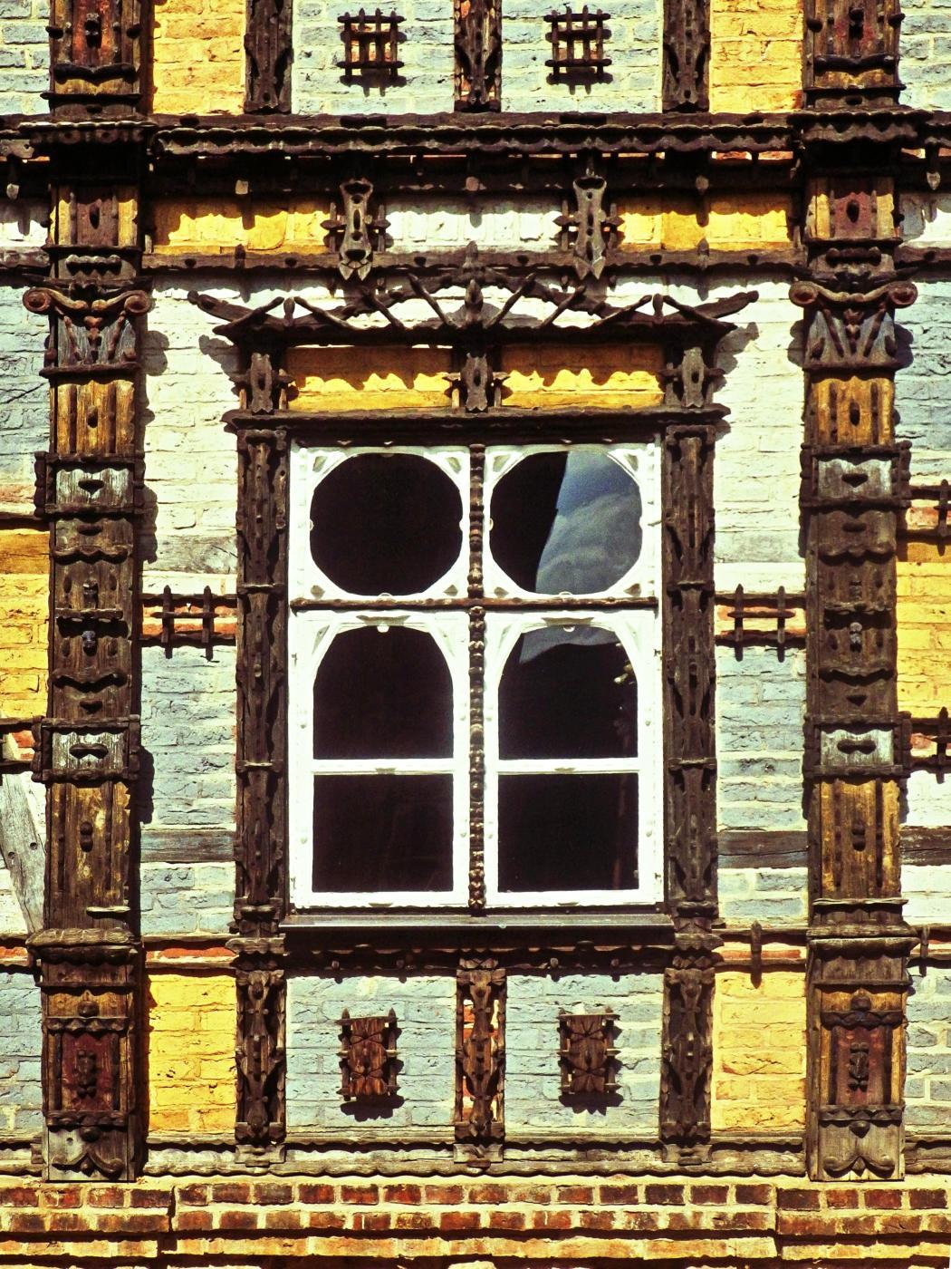 Fenster Junkerhaus