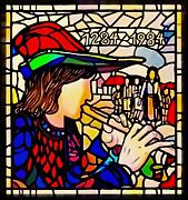 Mosaikfenster