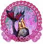 Ange Floral-Maid Lavender