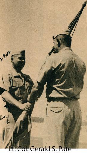 Lt. Col. (Ret.) Gerald Stanley Pate Sr.