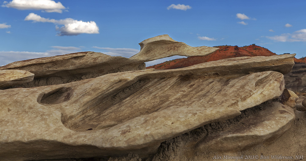 Удивительная горно-пустынная земля Нью Мексико или наступая муссону на пятки.Сентябрь 2013