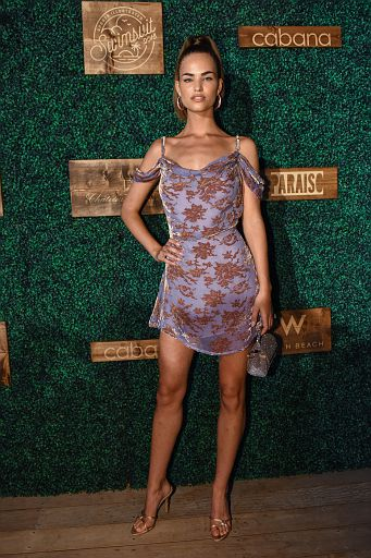 Sports Illustrated Red Carpet 097