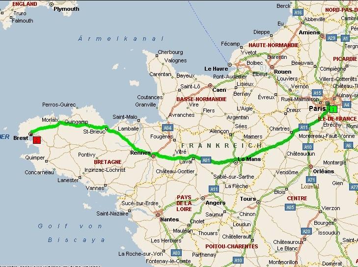 Route PBP