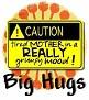 1Big Hugs-caution