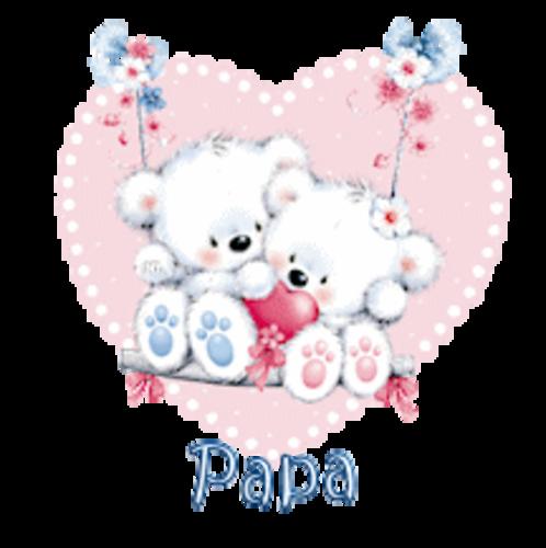 Papa - ValentineBearsCouple