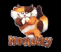 DOTW Monday - GigglingKitten