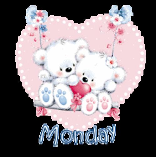 DOTW Monday - ValentineBearsCouple