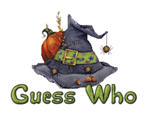 Guess Who - CuteWitchesHat