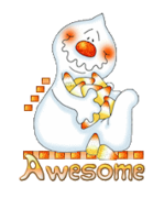 Awesome - CandyCornGhost