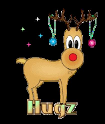 Hugz - ChristmasReindeer