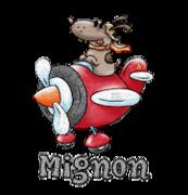 Mignon - DogFlyingPlane