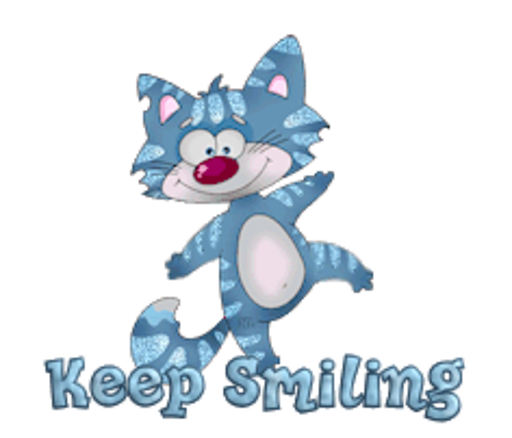 Keep Smiling - DancingCat