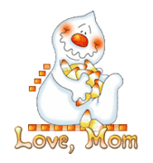 Love, Mom - CandyCornGhost