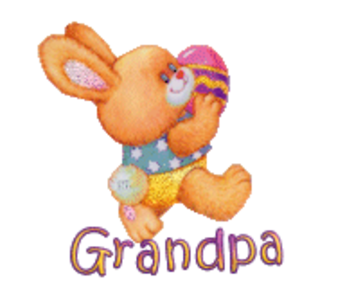 Grandpa - EasterBunnyWithEgg16