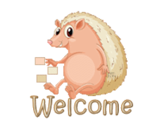 Welcome - CutePorcupine