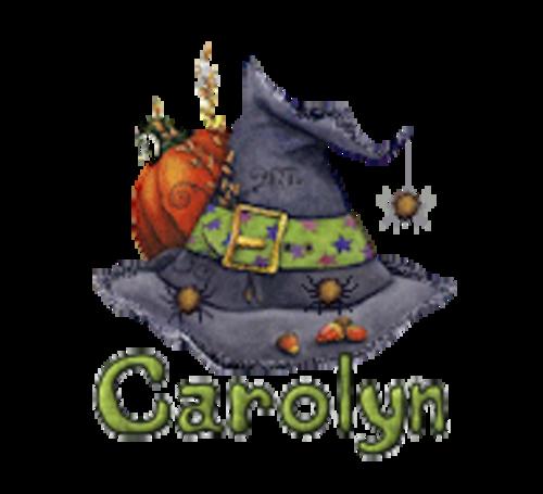 Carolyn - CuteWitchesHat