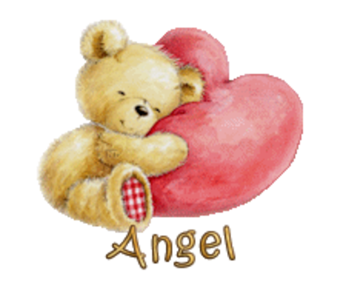 Angel - ValentineBear2016