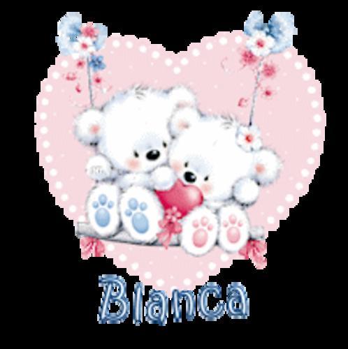 Blanca - ValentineBearsCouple
