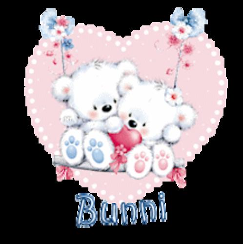 Bunni - ValentineBearsCouple